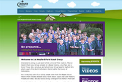 1st Heyford Park Scouts Group